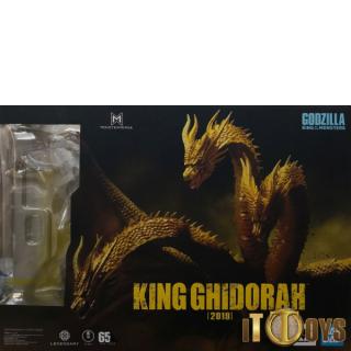 S.H.MonsterArts Godzilla King of Monsters King Ghidorah (2019)