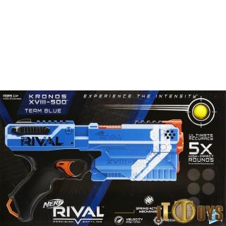Nerf Rival Kronos Xviii 500 (Team Blue)