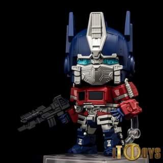 "Nendoroid [1409]  Transformers ""Bumblebee""  Optimus Prime"