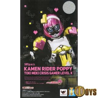 S.H.Figuarts  Masked Rider EX-AID  Kamen Rider Poppy Toki Meki Crisis Gamer Level X