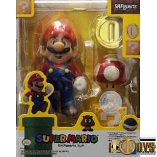 S.H.Figuarts  Super Mario  Super Mario