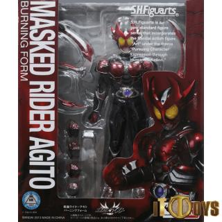 S.H.Figuarts Masked Rider Agito - Kamen Rider Agito Burning Form