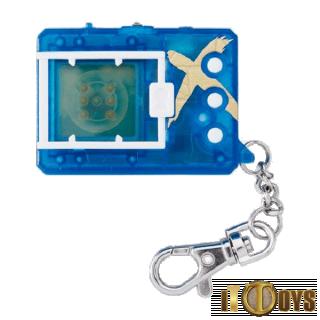 Digimon  Original (Blue X)
