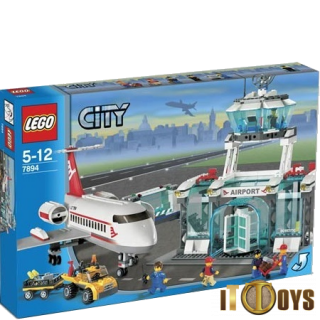 Lego 7894 City - Airport