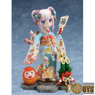 1/7 Scale  Kobayashi-san's Maid Dragon  Kanna -Harley Arrival-