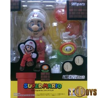 S.H.Figuarts  Super Mario Fire Mario