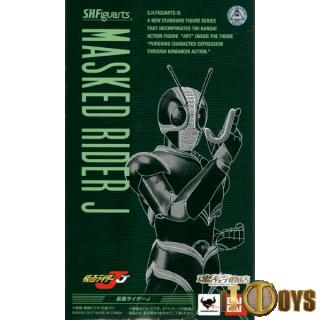 S.H.Figuarts  Masked Rider J  Kamen Rider J