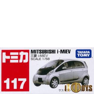 Tomica [117] Mitsubishi I-MiEV