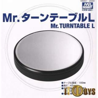 Mr Hobby Turntable (L)