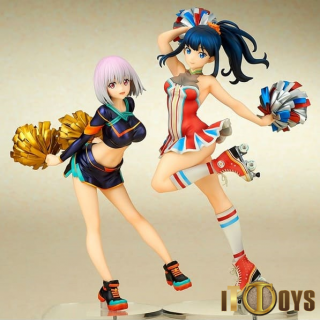 1/7 Scale SSSS.GRIDMAN - Rikka Takarada & Akane Shinjo Cheerleader