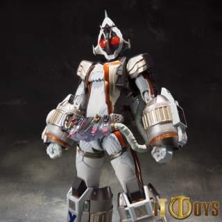 S.I.C.  Masked Rider Fourze  Kamen Rider Fourze Base States