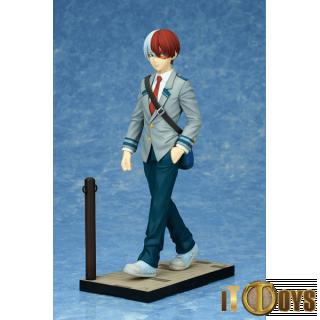 1/8 Scale KoneColle My Hero Academia  Shoto Todoroki (School Uniform Ver.)