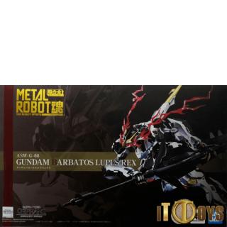 METAL ROBOT Spirits [SIDE MS]  Iron-Blooded Orphans  Barbatos Lupus Rex