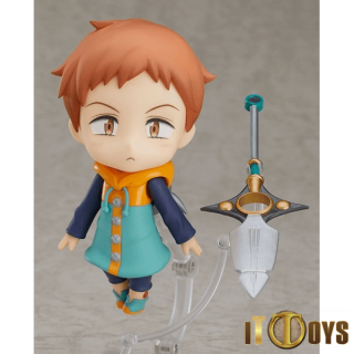 Nendoroid [960]  The Seven Deadly Sins: Revival of The Commandments  King