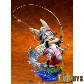 Made in Abyss Nanachi -Gankimasu Fishing-