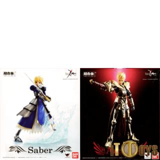 Chogokin  Fate/Stay Night  Saber & Archer