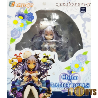 1/7 Scale Is the Order a Rabbit Chino & Rabbit Dolls
