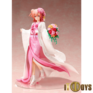 1/7 Scale  My Teen Romantic Comedy SNAFU. Completion  Yui Yuigahama -White Kimono-