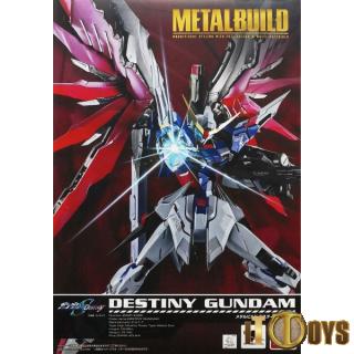 Metal Build  Gundam SEED Destiny  ZGMF-X42S Destiny Gundam