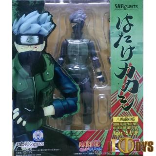 S.H.Figuarts  Naruto  Kakashi
