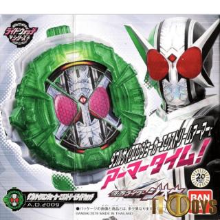 Kamen Rider W DX W Cyclone Joker Extreme Ridewatch