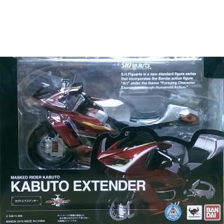 S.H.Figuarts  Masked Rider Kabuto  Kabuto Extender