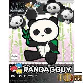 HGPG 1/144 Scale Petit'g Guy [007]  Petit'g Guy Panda'g Guy
