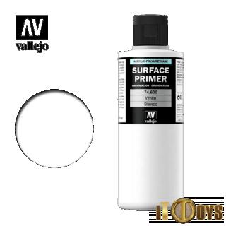 Vallejo Surface Primer (200ml)  74.600  Surface Primer (White)