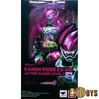 S.H.Figuarts  Masked Rider EX-AID  Kamen Rider  Action Gamer Lv.2
