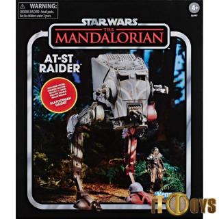 Star Wars  Vintage Collection The Mandalorian  AT-ST Raider Vehicle