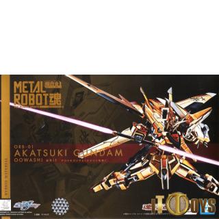 METAL ROBOT Spirits [SIDE MS]  Akatsuki Gundam (Oowashi Unit)