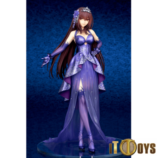 1/7 Scale Fate/Grand Order Lancer/Scathach Heroic Spirit Formal Dress
