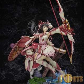 1/7 Scale Monster Hunter XX Mitsune Series Female Gunner