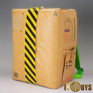 Sumito Owara  Based on an Original Design by Sumito Owara  Cardboard Box Design Backpack
