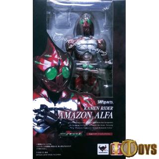 S.H.Figuarts Masked Rider Amazons Kamen Rider Amazon Alfa