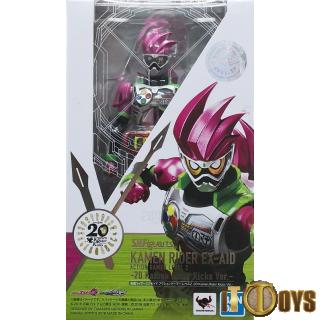 S.H.Figuarts  Masked Rider EX-AID  Kamen Rider Gamer Level 2 -20 Kamen Rider Kicks Ver.