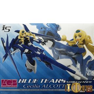 Armor Girl Project  Infinity Stratos  Blue Tears [Strike Gunner] x Cecilia Alcott