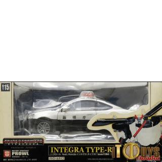 Transformers Binaltech [BT15] Prowl (Integra Type-R)