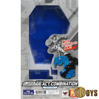 TAMASHII STAGE Act. Combination Clear Blue