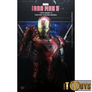 King Arts  1/9 Scale Diecast Figure Series  Marvel  Iron Man 3 Mark VI