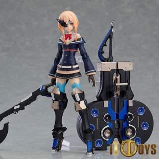 Figma [456]  Heavily Armed High School Girls  San