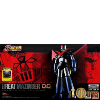 Soul of Chogokin GX-73 Great Mazinger D.C