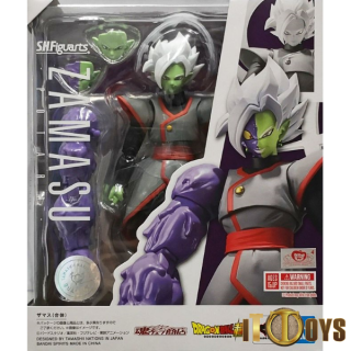 S.H.Figuarts  Dragon Ball Z  Zamasu -Potara-