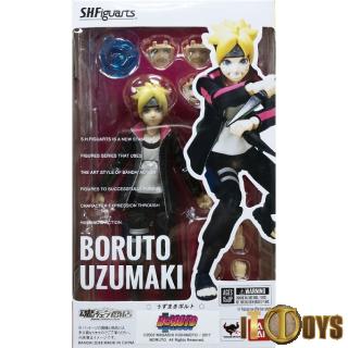 S.H.Figuarts  Naruto Boruto  Uzumaki Boruto