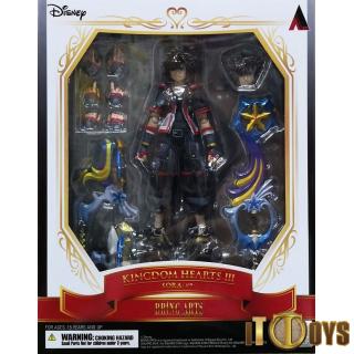 BRING ARTS  Kingdom Hearts III  Sora