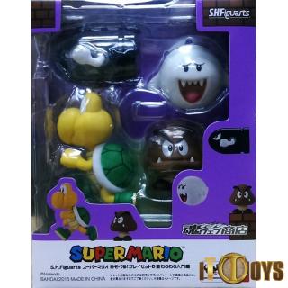 S.H.Figuarts Super Mario Asoberu (Play Set D)