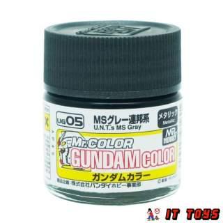 Mr.Color Gundam Color (10ml) - UG-05 U.N.T.s MS Gray