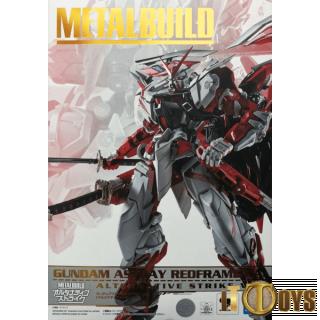 Metal Build  Gundam SEED Astray  Gundam Astray Red Frame Kai