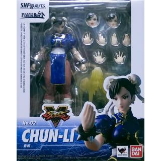 S.H.Figuarts Street Fighter V Chun Li