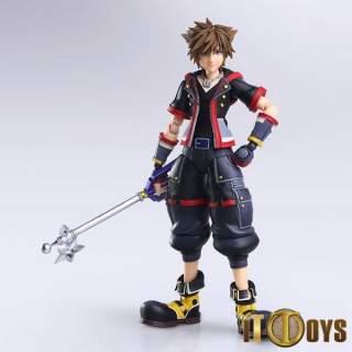 Bring Arts  Kingdom Hearts III  Sora Version 2